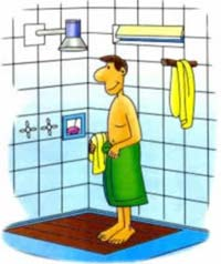 banho